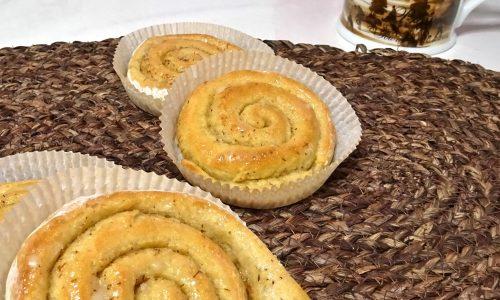 Cinnamon Roll o  Girelle alla cannella